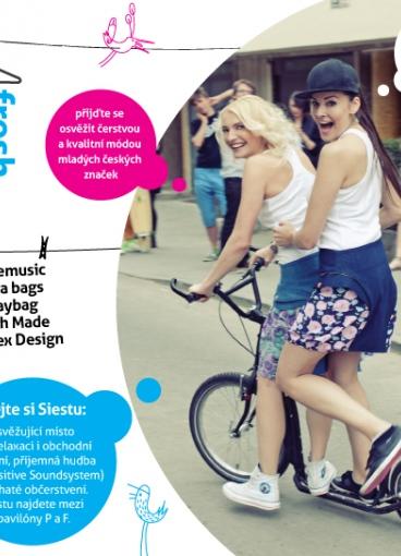 Zóna originální módy Fresh Fashion poprvé na veletrzích STYL a KABO