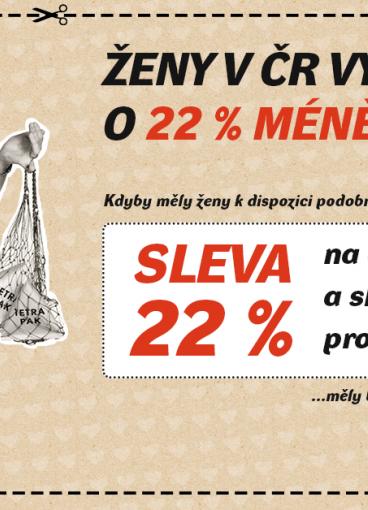 ŠOK! V obchodě Lovemusic pozitivně diskriminují ženy!