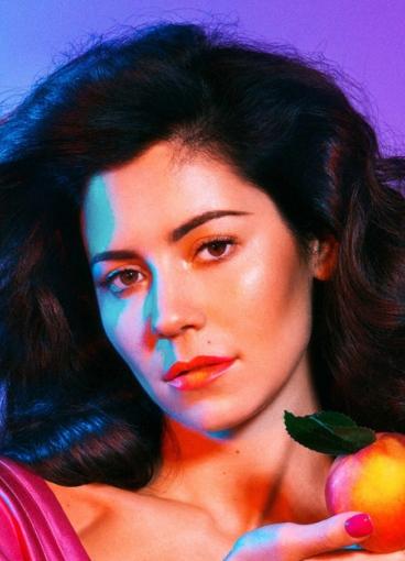 Marina and The Diamonds vystoupí před Coldplay