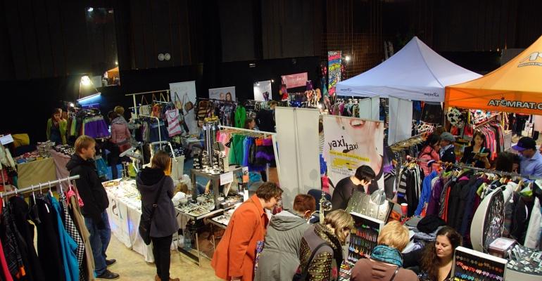 Factory Fashion Market začíná už v pátek